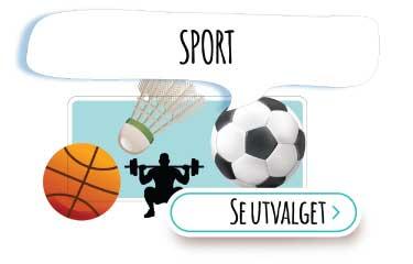 Sport navnelapper.